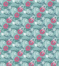 flower-fruits-pattern-illustration