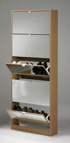 Shoe Cabinet   I LOVE THIS