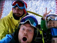 TITLIS Selfie-Gondel featuring a #SwissSelfie from http://www.titlis.ch