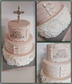 - First communion cake Torta Prima comunione