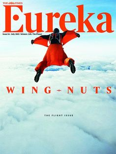 Eureka (UK)...another cracker!