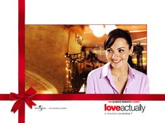 Wallpaper of Martine McCutcheon wallpaper for fans of Love Actually 6849958 Love Actually 2003, Amor Real, Laura Linney, Hd Love, Hugh Grant, London Christmas, Star Wars, Liam Neeson, Chick Flicks