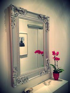 Miror Ikea, Room Ideas, Decor Ideas, Cozy Apartment, Old Furniture, Deco Design, Mirror Mirror, Decoration, Home Furnishings