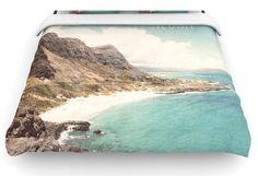 Aloha Comforter - The Hawaiian Home