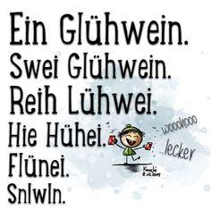 #Weihnachtszeit = #Glühweinzeit  ... ihr kennt das !?