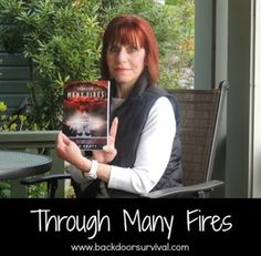 Through Many Fires + Interview with Kyle Pratt | Backdoor Survival | #prepbloggers #author #interview #giveaway
