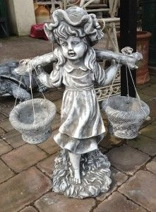 Girl with Buckets £29.50