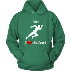 Track & Field Hoodie #large#cracked#pouch | Deep | Track