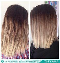 Zobacz zdjęcie PROSTE CIĘCIA włosów, różne długości >> w pełnej rozdzielczości