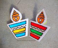 15+ Diwali card making ideas   Diwali Dhamaka