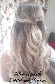 wedding hair, curls, bridal hair Bridal Hair, Your Hair, Wedding Hairstyles, Curls, Long Hair Styles, Bride, Beauty, Wedding Bride, Wedding Hair Styles