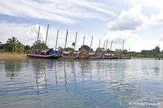 Pacific Voyagers Presentation, #Luganville, Santos, #Vanuatu #vaka