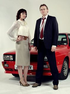 Alex Drake & Gene Hunt Ashes to Ashes