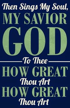 Jingle Jangle Jungle: H is for... How Great Thou Art The Ultimate Pinterest Party, Week 46