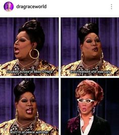 Latrice Royale and Phi Phi O'Hara