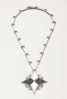 William Spratling Northern Star Necklace