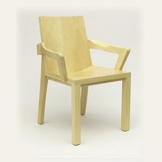 """Chair, """"""""Library Chair"""""""", design began 1991, introduced 1995"""