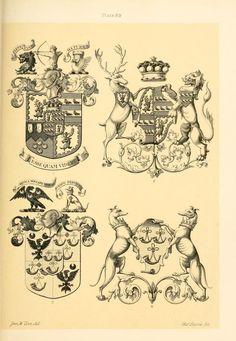 Armorial families; a complete peerage, baroneta...