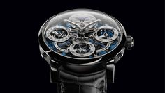 Best of the Best 2016: Style | Men's Watches: MB&F Legacy Machine Perpetual [VIDEO]