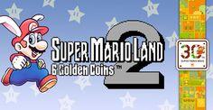 #Mario30th: Super Mario Land 2: 6 Golden Coins (GB) - Nintendo Blast