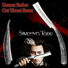 Tattoos on pinterest hippie tattoos tattoo ink and for Sweeney todd tattoo
