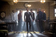 Don't mess with Colin Firth in Kingsman: The Secret Service…he's got skills you'd never expect. New trailer with more action footage and more Samuel L Jackson. Mark Hamill, Colin Firth, Secret Service Movie, Kingsman The Secret Service, Sophie Cookson, Sofia Boutella, Dave Gibbons, Mark Strong, Jackson