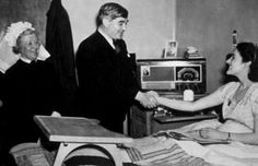July 5, 1948. The NHS is born!