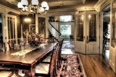 Luxury real estate Luxury hand-crafted Victorian home