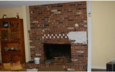 Perfect Ideas To Update A Brick Fireplace Inspirations