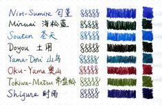 Sailor inks via FPH