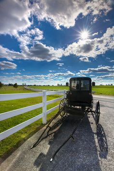 Amish Country - Lancaster Pennsylvania: One of the greatest places!  Also visit Blue Ball, Intercourse, Strasburg, Ronks....LOVE IT!