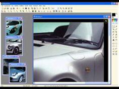 Több kép összeillesztése PhotoFiltre programmal