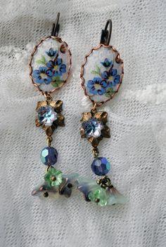 Nice sweet earrings!