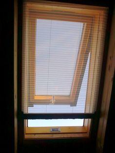 Zanzariere per finestre tipo velux