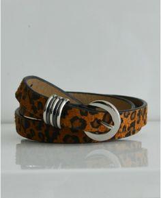 Trendy Clothing, Fashion Shoes, Women Accessories | Animal Print Belt | LoveShoppingMiami.com