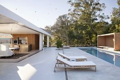 Swimming Pool | Californian Home by Jensen Architects | est living