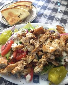Have we mentioned how delish the Greek Salad is at #colonelscafe ?!? #knoxville #knoxvilletn #ilovelocalknoxville