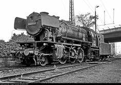 RailPictures.Net Photo: 023 074 Deutsche Bundesbahn Steam 2-6-2 at Dillingen/Saar, Germany by GERMAN RAIL