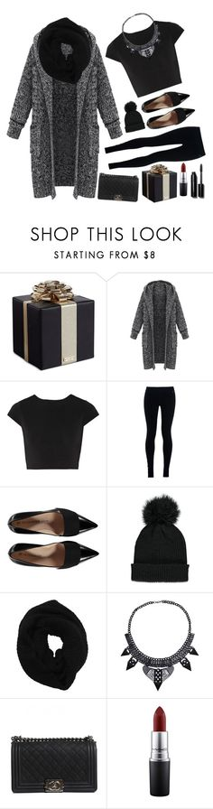 """""""New years"""" by foreverfashionfever101 ❤ liked on Polyvore featuring Kate Spade, Alice + Olivia, NIKE, Forever 21, Wyatt, Chanel, MAC Cosmetics and Bobbi Brown Cosmetics"""