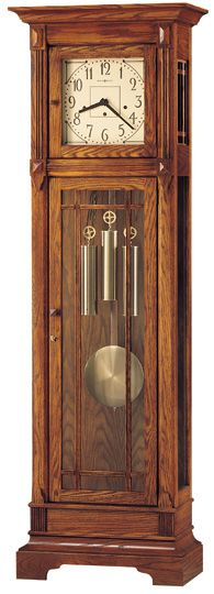Greene Grandfather Clock by Howard Miller