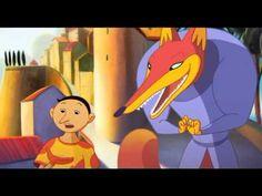 Pinocchio- Enzo D'alò- Anteprima - YouTube