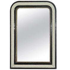 Antique Louis Phillipe Mirror