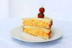 Pimento Cheese Spread   Syrup & Biscuits