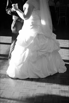 "Our first dance. ""It's your love"" by Tim McGraw and Faith Hill."