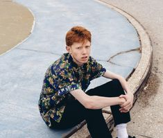 King Krule for Fader Magazine