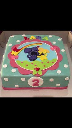 Woezel en Pip taart!  Door Angelique Bond