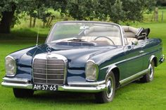 1963 Mercedes-Benz 220SE Cabriolet  Maintenance/restoration of old/vintage vehicles: the material for new cogs/casters/gears/pads could be cast polyamide which I (Cast polyamide) can produce. My contact: tatjana.alic@windowslive.com