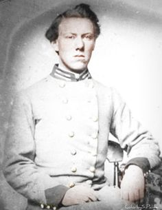 Alexander (Sandie) Swift Pendleton- I Was Mortally Wounded At Fisher's Hill He was asked by General Stonewall Jackson to join his staff as an ordnance officer —- Jackson had known Pendleton from their...