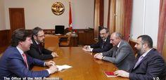 País Vasco y Artsaj establecerían relaciones sostenibles
