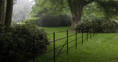 Just love the whole english feel :Perry Guillot Inc, Landscape Architecture